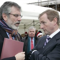 Gerry Adams: Enda just doesn't get 1916