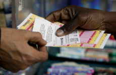 A lottery draw in the US will be worth €642 million this weekend