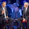 Obama at CNN town hall meeting: I am not out to get your guns