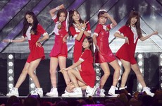 These are the K-pop tunes now being blared into North Korea