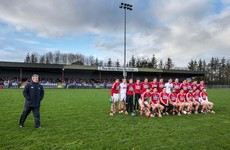 Cork name two teams for weekend hurling clashes against UCC and Kerry