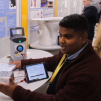 This Irish-Indian teenager wants to change the lives of blind children around the world