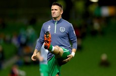 Robbie Keane has taken a big step in his future coaching ambitions