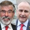 Sinn Féin seems to be fluttering its eyelashes at Fianna Fáil again