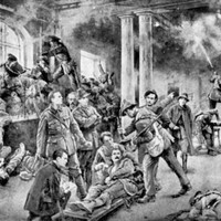 Busting the myths of who exactly was inside Dublin's GPO during the Easter Rising...