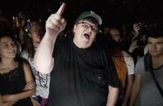 Michael Moore's Dublin show cancelled