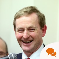 Enda Kenny is almost certainly going to be returned as Taoiseach