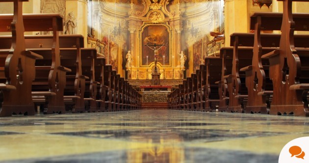 The Catholic Church does not promote an egalitarian ethic - it never has