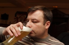 Men told to limit themselves to six pints a week