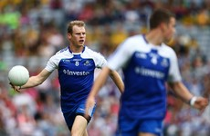 Monaghan to blood debutants as stalwart retires from game