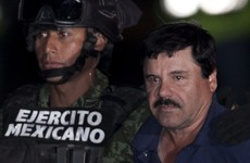 Recaptured Mexican drug lord 'El Chapo' wanted to make a film about himself