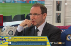 'Pass the ball to someone that can play' - Martin O'Neill mocks Robbie Savage