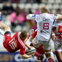 As it happened: Stade Francais v Munster, Champions Cup