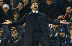 Sing when you're winning - Pochettino promises Levy duet if Spurs claim trophy