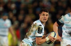 Dan Carter helps Racing maul to bonus point against Glasgow
