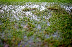 Two of Sunday's Munster GAA games have already fallen foul of the weather