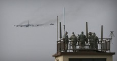 US reacts to North Korea's nuclear test with bomber plane flyover