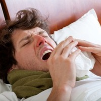 Feeling sick? That's your body telling you to stay at home