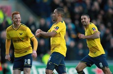 League Two Oxford raise the Roofe and send Swansea crashing out of the FA Cup
