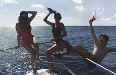 This guy Photoshops himself into Kendall Jenner's Instagram with brilliant results