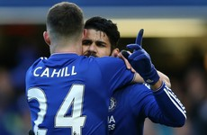 Costa's miraculous return to form continues as Chelsea ease past Scunthorpe