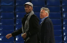Hiddink dismisses talk that he's lining up Drogba as Chelsea assistant