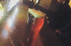 This Wexford pub has found an ingenious way to serve half-pints