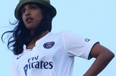 PSG threaten hip-hop artist M.I.A. over wearing 'Fly Pirates' jersey in music video