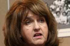 Joan Burton says questions about bank debt deal are now redundant