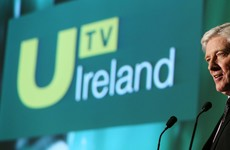 The head of UTV Ireland has resigned