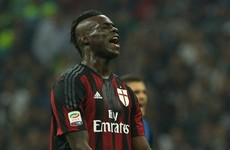 'Balotelli is very nice, but he used to pee on our boots'