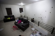 Video footage shows violent raid on safe house of drug lord 'El Chapo'