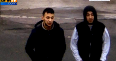 On-the-run Paris attacker spotted on CCTV at petrol station the day after the attack