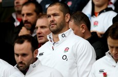 Former England coach Andy Farrell to take up role with Munster