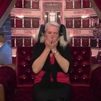 Big Brother has been slated for showing Angie Bowie's reaction to her ex-husband's death