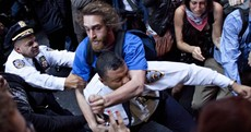 Gallery: Occupy Wall Street protesters clash with police