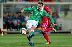 Two English clubs and one foreign are interested in taking Aiden McGeady on loan from Everton