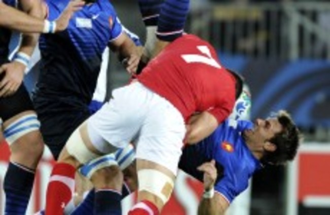 As it happened: Wales v France