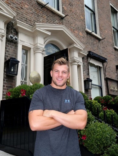One of our writers is taking on a 12-week fitness programme designed by Jordi Murphy