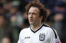 Stephen Hunt took the initiative on his move to Coventry