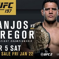 It's official! Conor McGregor to fight Rafael dos Anjos for lightweight title in Las Vegas