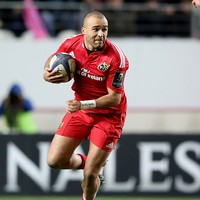 Munster optimistic about tying up new Murray, Earls and Zebo deals
