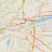 Commuting liveblog: Watch out for ice - it's everywhere