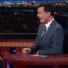 Saoirse Ronan attempted to teach Stephen Colbert how to pronounce Irish names