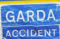 Icy conditions led to two separate school bus crashes in Cork this morning