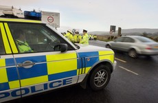 Six police officers injured in stolen car chase