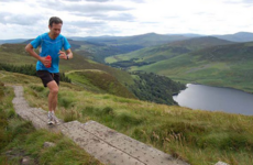 An Irishman has just shattered the course record in 'Britain's most brutal race'