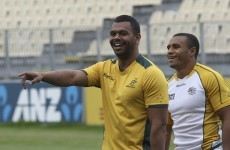 Beale ruled out, Ashley-Cooper to start at 15