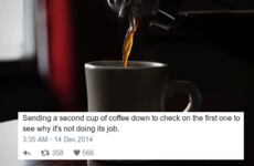 16 tweets all coffee addicts can relate to