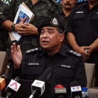 Malaysia has stopped promoting overweight police officers